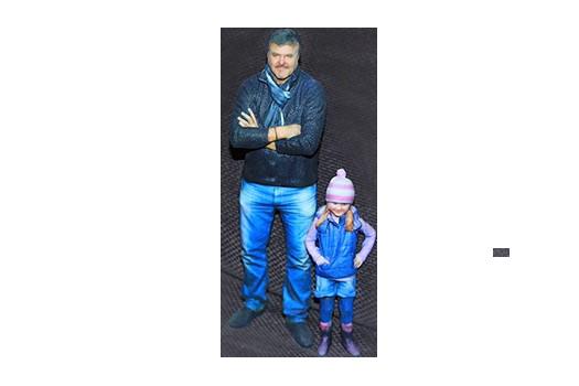 Papa & Töchterchen Kopie